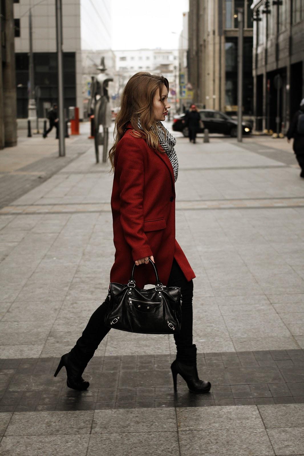boyfriend coat, zara пальто женское 2015, lindex, balenciaga