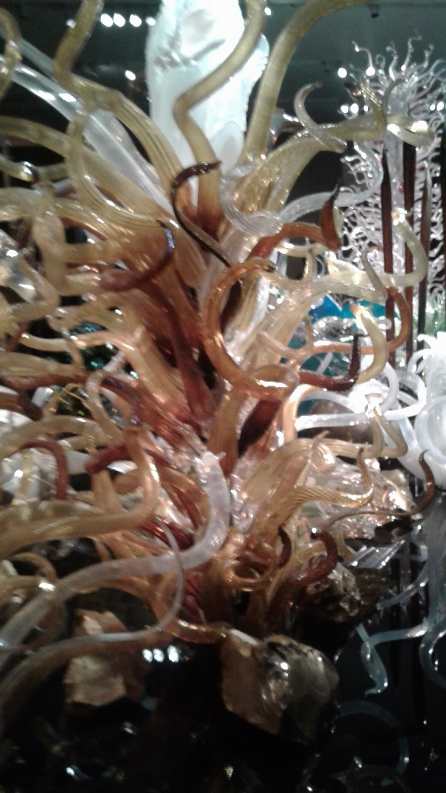 Number 16 Dale Chihuly Glass Sculptures At The Royal