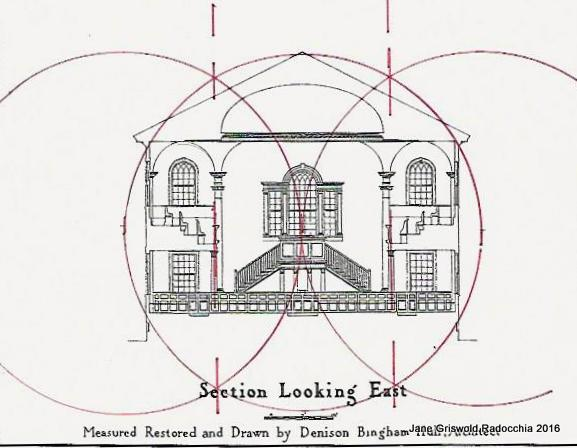 Jane Griswold Radocchia: The Old First Church Geometry