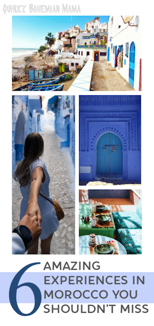 6 Things to see and do in Morocco 2019. Cool things to do in Morocco 2018. Fun things to do in Morocco. Bohemian travel. #travel #morocco #wanderlust