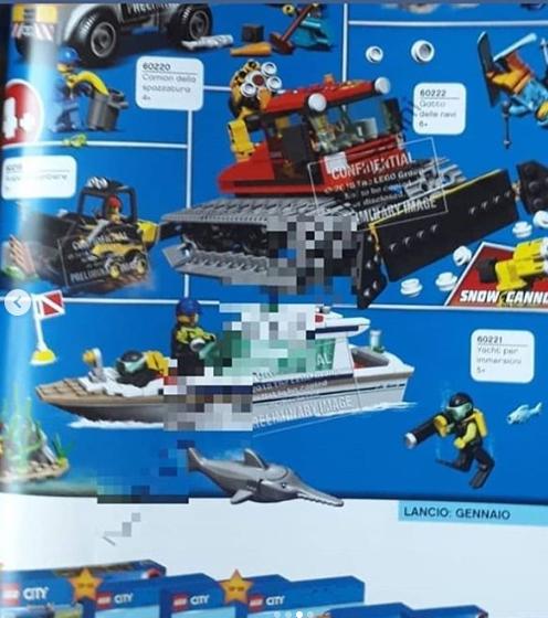 lego calendar september 2019