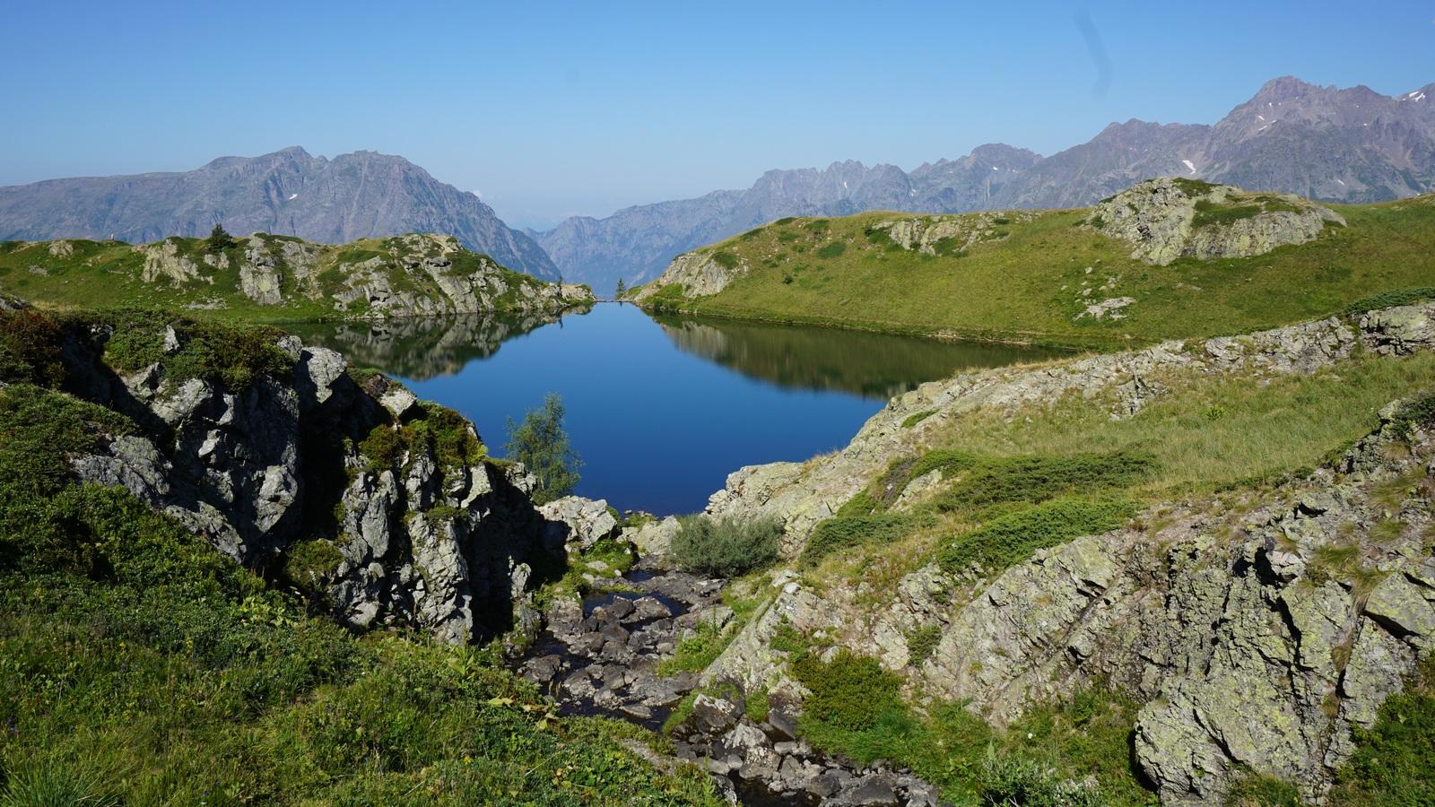 Lac Noir Alpe d'Huez