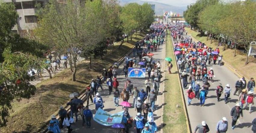 HUELGA DOCENTE EN CUSCO: Gobierno Regional debe verificar servicio educativo