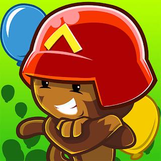 لعبة حرب البالونات مهكرة جاهزة مجانا، التهكير مال غير محدود + مفتوحة بالكامل