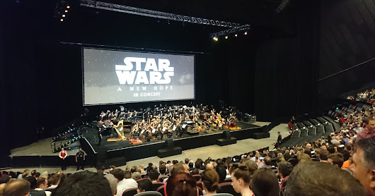 Star Wars in Concert with the SSO