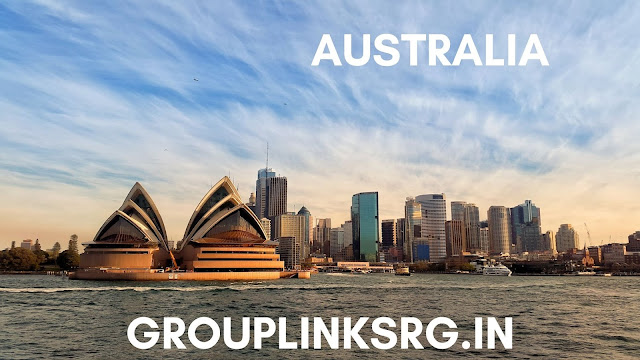 Australia Whatsapp group links