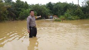 Penajam Paser Utara, Calon Ibu Kota Baru Dilanda Banjir