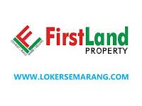 Loker Semarang Marketing di FirstLand Property