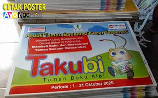 tempat jasa cetak poster terdekat di Taman Sari, Jakarta Barat