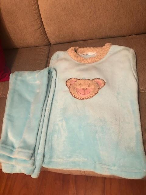 Pijama para niños ref # 012