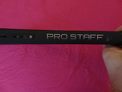 Wilson Pro Staff 97LS in black