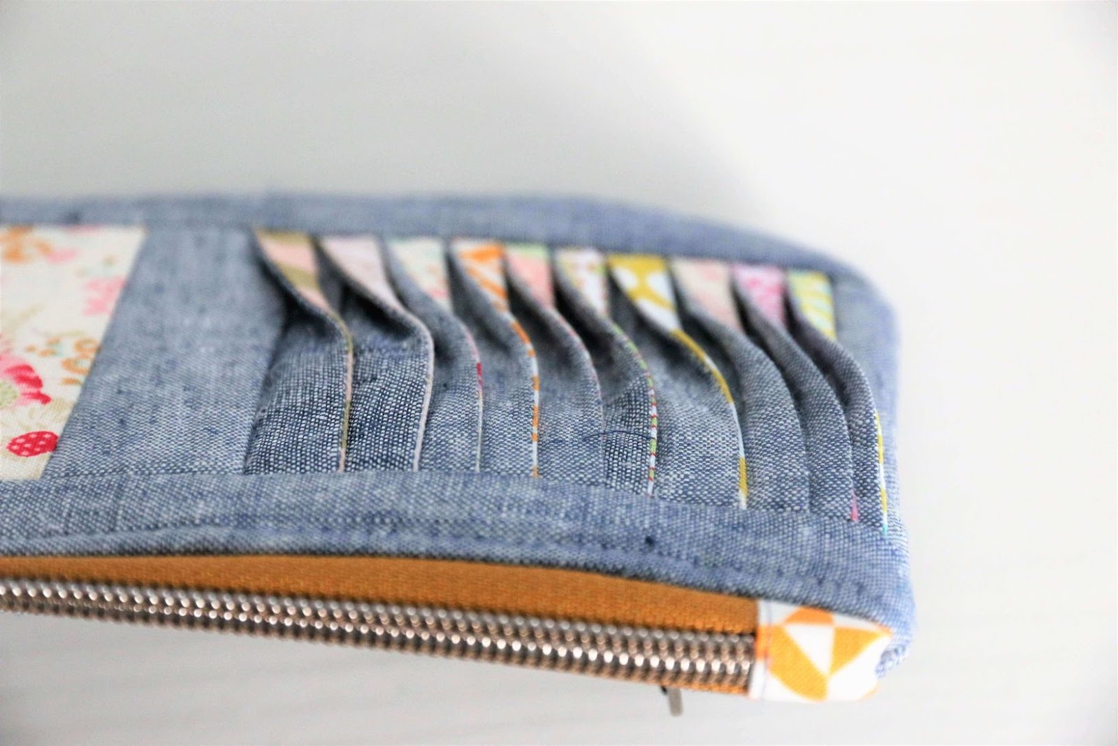 Zipper Cosmetic Bag Tutorial