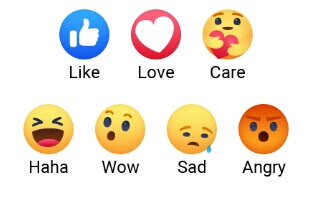 fb care react