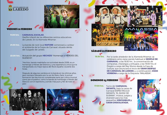 Carnaval dd Laredo 2020