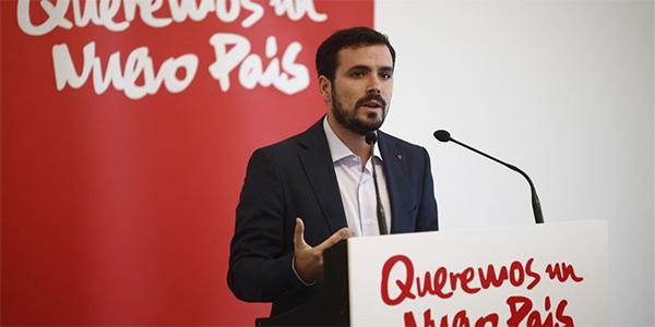 IU rechaza el nuevo intento de golpe de Estado en Venezuela y llama a respetar el orden democrático