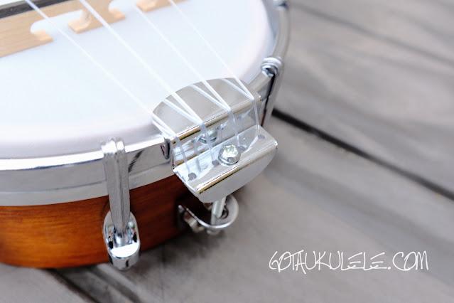 Barnes Mullins UBJ2 Banjo Ukulele tail piece