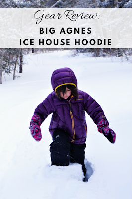 Big Agnes Ice House Hoodie Review