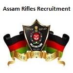 Assam Rifles PA, Clerk, Rifleman Recruitment