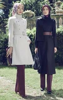pakaian formal wanita hijab