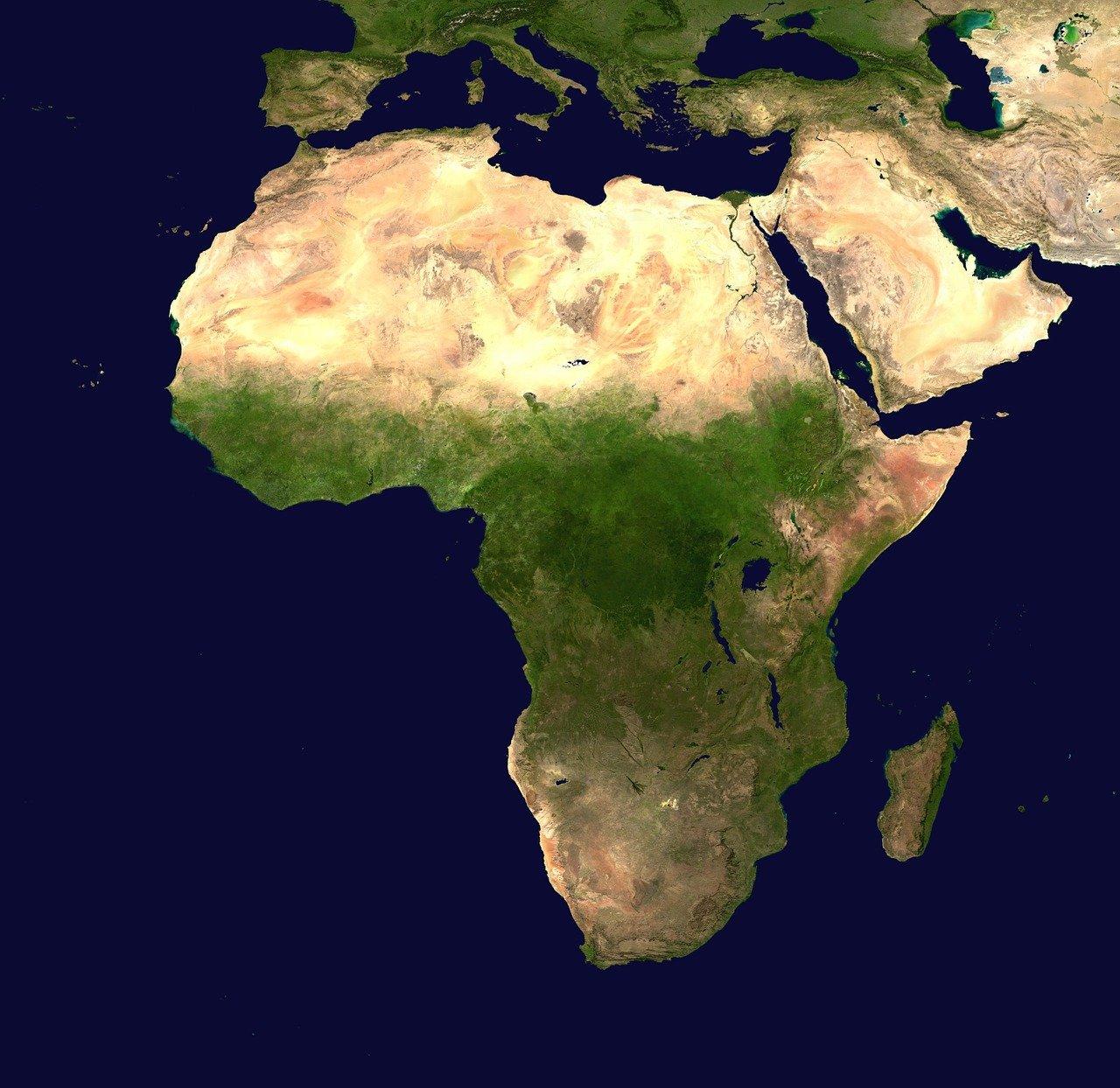Breve estudo sobre o Continente Africano