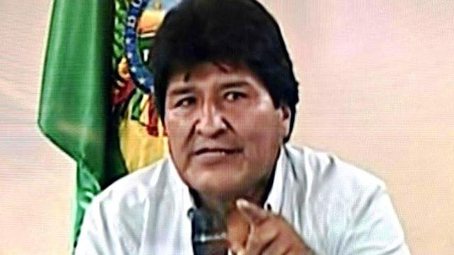 Επιχείρηση Αποσταθεροποίησης  στον Πόλεμο Μέσω Εντολοδόχων  οδηγεί την Βολιβία  σε Πολιτικό Χάος.