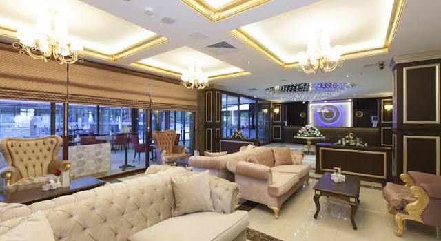 الفنادق نجوم أوزونغول| اسعار|موقع|رقم |رحلات