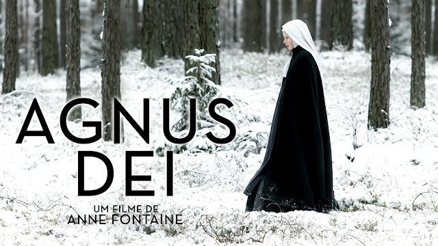 Agnus Dei é um filme francês dirigido por Anne Fontaine e fala sobre religiões, segunda guerra e estupro