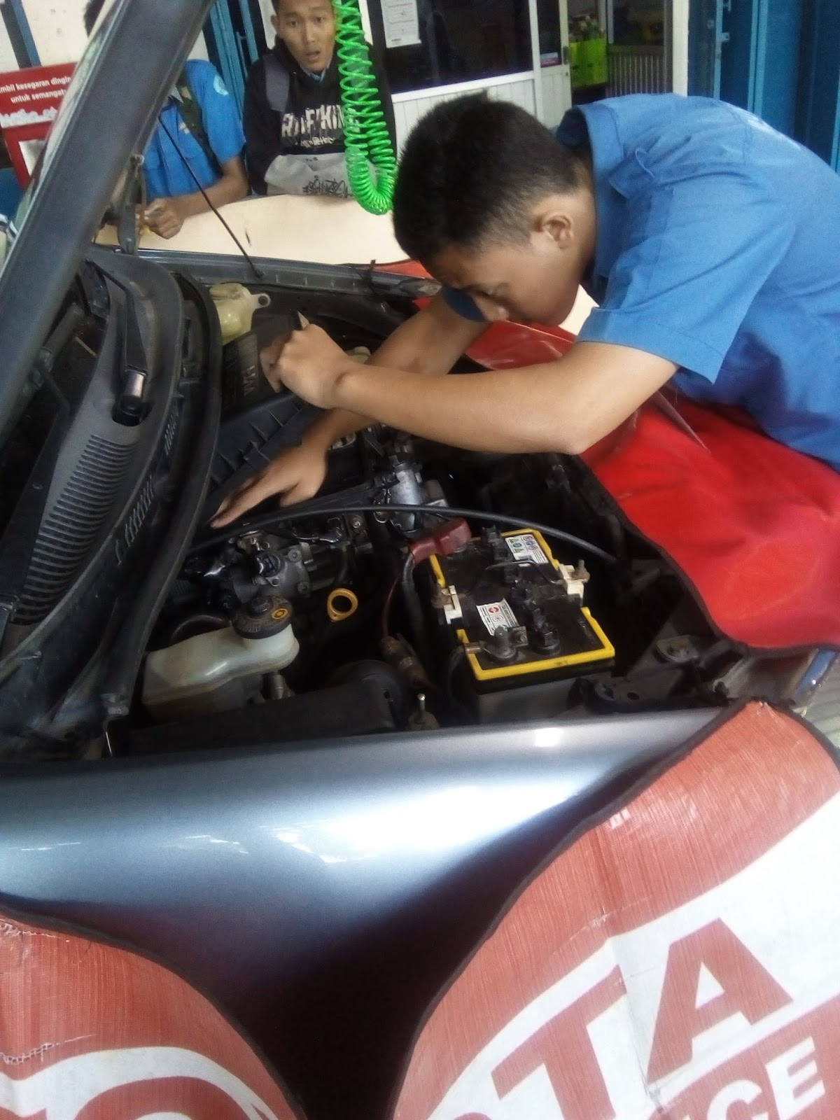 Test The Competence Of Vocational Students