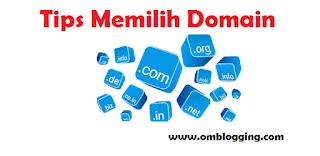 Tips Memilih Domain Yang Bisa Mendatangkan Banyak Visitor