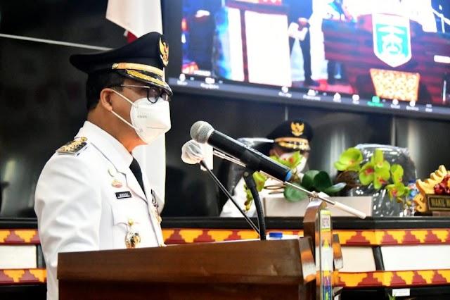 Pidato Walikota Metro Hasil Pemilihan Kepala Daerah