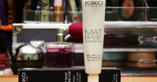Review | Mat Base Corrector Primer - KIKO