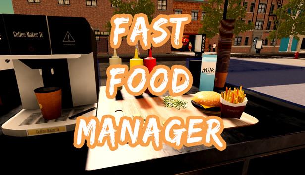 تحميل لعبة Fast food manager للكمبيوتر مجانا