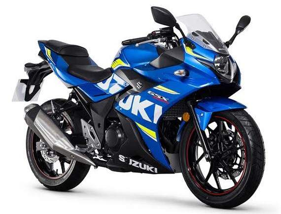 Suzuki_GSXR_250_India