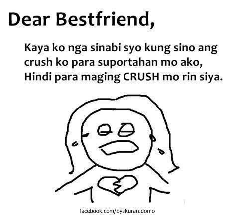 Tagalog Bestfriend Quotes Picture Pinoy Trend Where Philippine