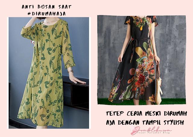 Dress floral, floral dress