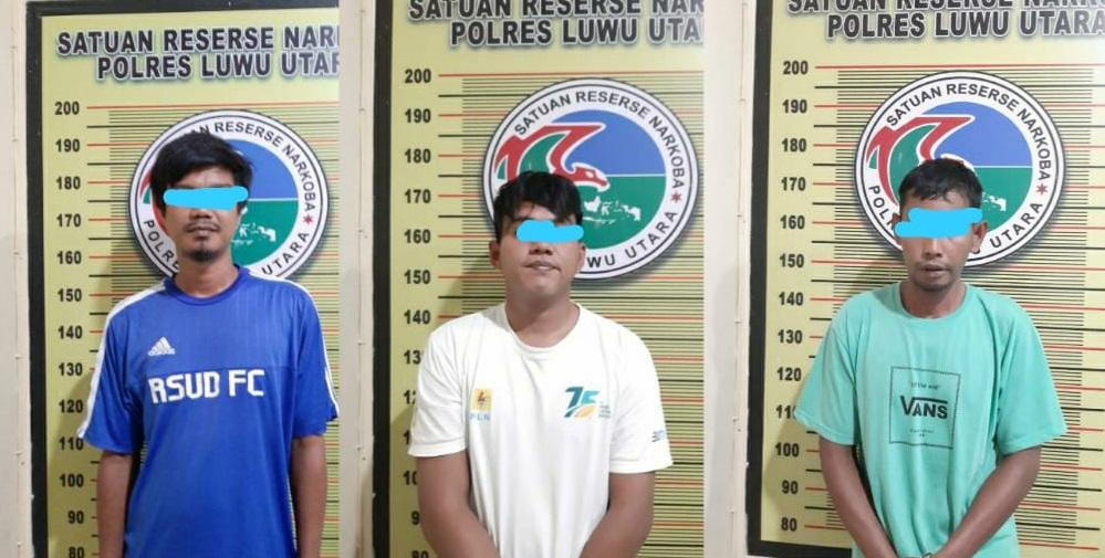 Tiga Warga Ditangkap Polisi Di Depan Rumah Sakit Andi Djemma Masamba