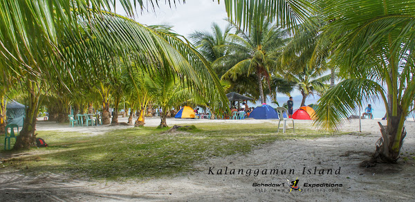 Kalanggaman Island Campsite - Schadow1 Expeditions