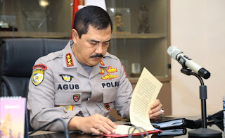 Wakili Kapolri Rapat Bersama Gugus Tugas, Kabaharkam Polri Sampaikan Perkembangan Kasus Ambil Paksa Jenazah Covid-19
