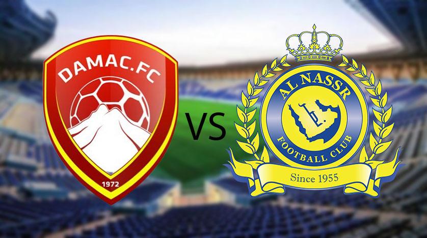 مشاهدة مباراة النصر ضد ضمك اليوم 26-12-2020 بث مباشر في الدوري السعودي