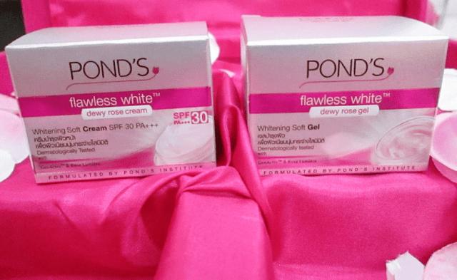 Cara Pemakaian dan Manfaat Krim Malam Ponds White Beauty
