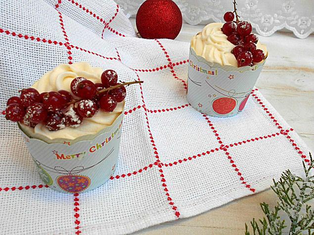 cupcakes de baunilha da confeitaria hummingbird