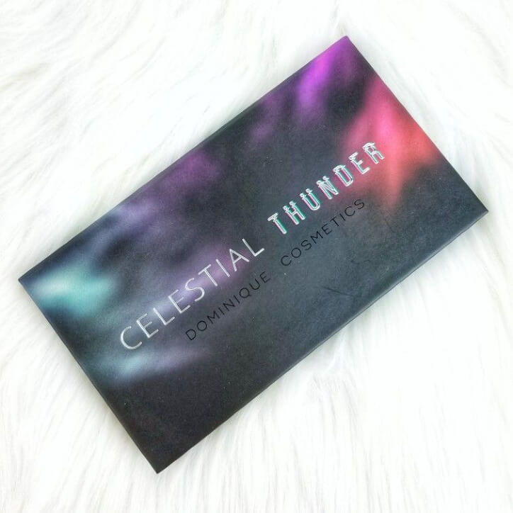 Unboxing My November BoxyCharm | Stellar Edition Dominique CosmeticsCelestial Thunder Eye Shadow Palette