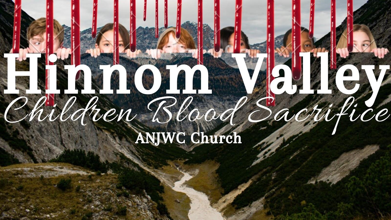 Has America become Hinnom Valley?