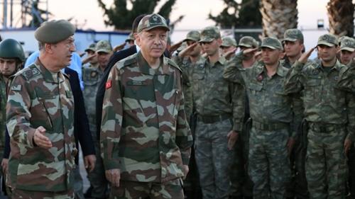 Hubungi 19 Presiden Terkait Agresi Israel ke Palestina, Erdogan: Turki Tidak Akan Diam dan Menonton Pertumpahan Darah