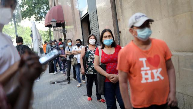 """""""La pandemia trae más dinero a los ricos y pobreza laboral"""": Habla una experta de Oxfam Intermón sobre la situación en España"""
