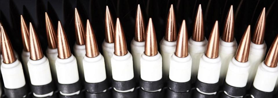 Компанія True Velocity поставила армії США 625 тис перспективних набоїв з композитними гільзами