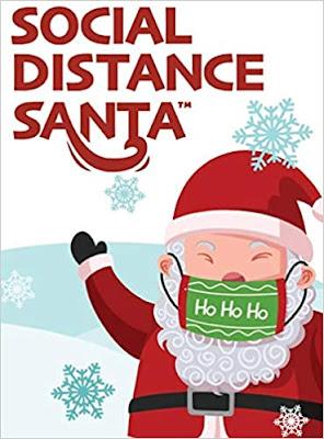 Social Distance Santa