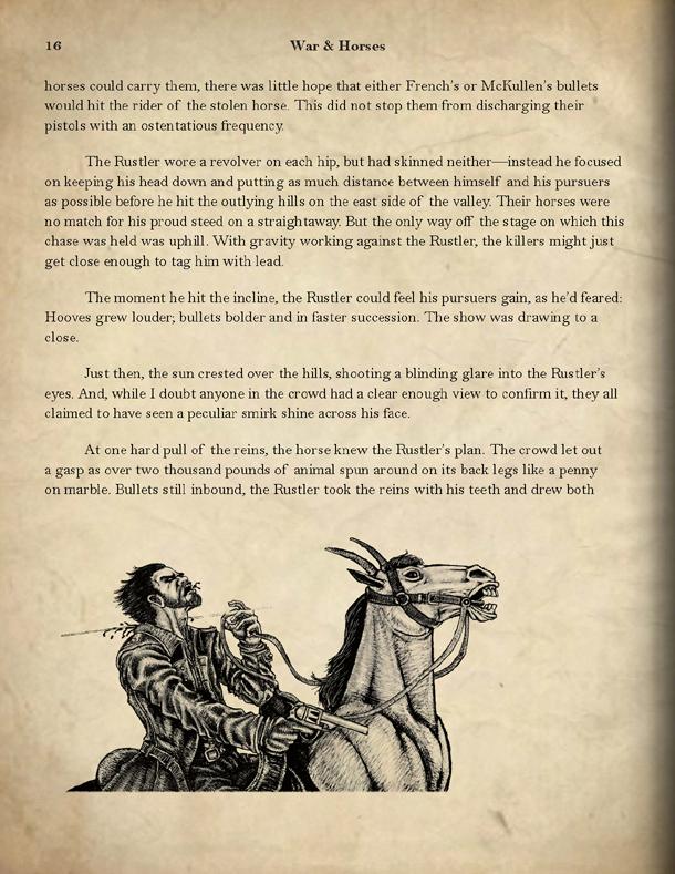 War & Horses - 6