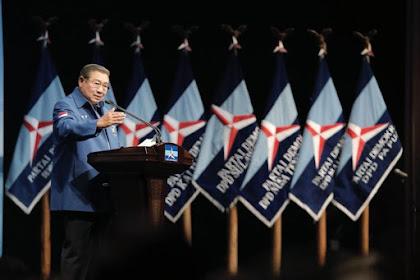 Perintah SBY ke Anggota Legislatifnya: Dukung Jokowi-Ma'ruf Lima Tahun