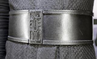 Cinturon y hebilla Kylo Ren original